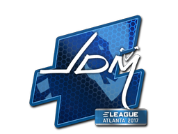 Sticker | jdm64 | Atlanta 2017