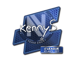 Sticker | kennyS | Atlanta 2017