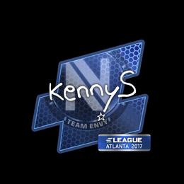 kennyS   Atlanta 2017