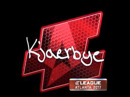 Kjaerbye | Atlanta 2017