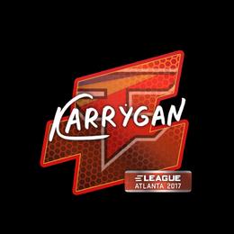 karrigan | Atlanta 2017
