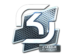 Sticker | SK Gaming (Foil) | Atlanta 2017