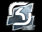 Sticker SK Gaming (Foil)