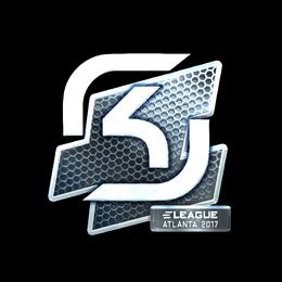 SK Gaming (Foil) | Atlanta 2017