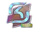 Sticker SK Gaming (Holo)
