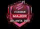 Sticker | ELEAGUE (Holo) | Atlanta 2017