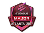 Skin Sticker | ELEAGUE (Holo) | Atlanta 2017