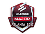 Skin Sticker | ELEAGUE (Foil) | Atlanta 2017