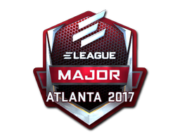 Sticker | ELEAGUE (Foil) | Atlanta 2017