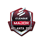 Sticker | ELEAGUE (Foil) | Atlanta 2017