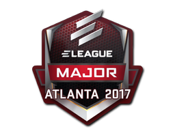 Sticker | ELEAGUE | Atlanta 2017