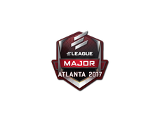 Skin Sticker | ELEAGUE | Atlanta 2017