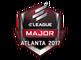 Sticker   ELEAGUE   Atlanta 2017