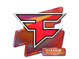 Sticker | FaZe Clan (Holo) | Atlanta 2017