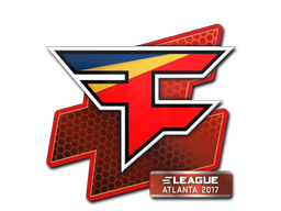 Sticker | FaZe Clan | Atlanta 2017