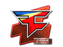 Skin Sticker | FaZe Clan (Foil) | Atlanta 2017