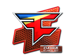Sticker | FaZe Clan (Foil) | Atlanta 2017