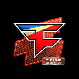 FaZe Clan (Foil) | Atlanta 2017