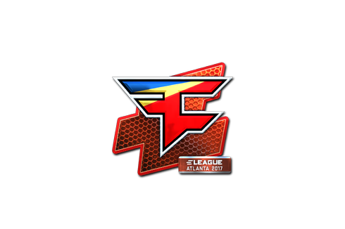 Sticker | FaZe Clan (Foil) | Atlanta 2017 Prices