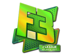 Sticker | Flipsid3 Tactics (Holo) | Atlanta 2017