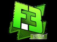 Naklejka | Flipsid3 Tactics | Atlanta 2017