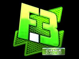 Sticker | Flipsid3 Tactics (Foil) | Atlanta 2017