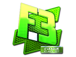 Sticker | Flipsid3 Tactics (Foil) | Atlanta 2017