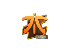 Skin Sticker | Fnatic | Atlanta 2017