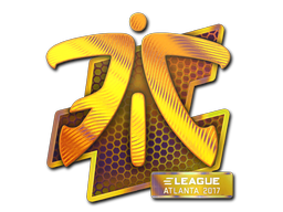 Sticker | Fnatic (Holo) | Atlanta 2017