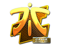 Sticker | Fnatic (Foil) | Atlanta 2017