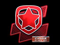 Sticker  |  Gambit Gaming   Foil