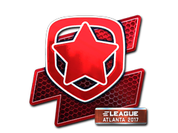 Sticker | Gambit Gaming (Foil) | Atlanta 2017