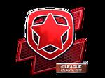 Sticker Gambit Gaming (Foil)