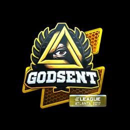 GODSENT (Foil) | Atlanta 2017