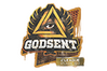Sealed Graffiti | GODSENT | Atlanta 2017