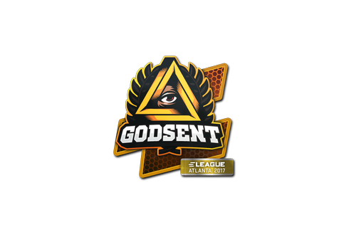 Sticker | GODSENT | Atlanta 2017 Prices