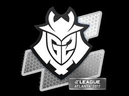 Naklejka | G2 Esports | Atlanta 2017