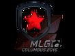 Sticker Gambit Gaming (Foil) | MLG Columbus 2016