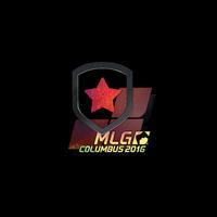 Sticker   Gambit Gaming (Holo)   MLG Columbus 2016