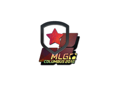 Skin Sticker | Gambit Gaming (Holo) | MLG Columbus 2016