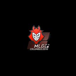 Sticker   G2 Esports   MLG Columbus 2016