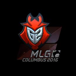 G2 Esports (Foil) | MLG Columbus 2016