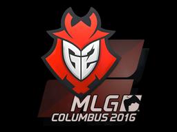 Sticker | G2 Esports | MLG Columbus 2016