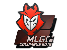 Sticker | G2 Esports | MLG Columbus 2016