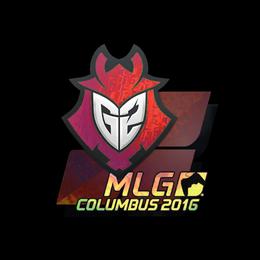 G2 Esports (Holo) | MLG Columbus 2016
