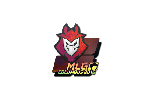 Sticker | G2 Esports (Holo) | MLG Columbus 2016 Prices