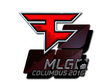 Sticker FaZe Clan (Foil) | MLG Columbus 2016