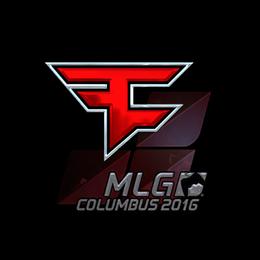 FaZe Clan (Foil) | MLG Columbus 2016