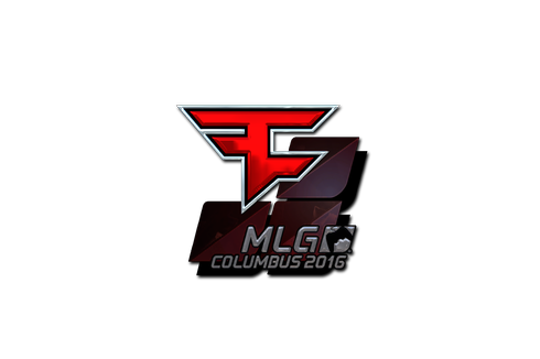 Sticker | FaZe Clan (Foil) | MLG Columbus 2016 Prices