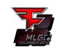 Skin Sticker | FaZe Clan (Foil) | MLG Columbus 2016